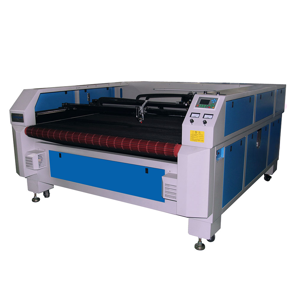 intelligient shoe upper line drawing and cutting machine