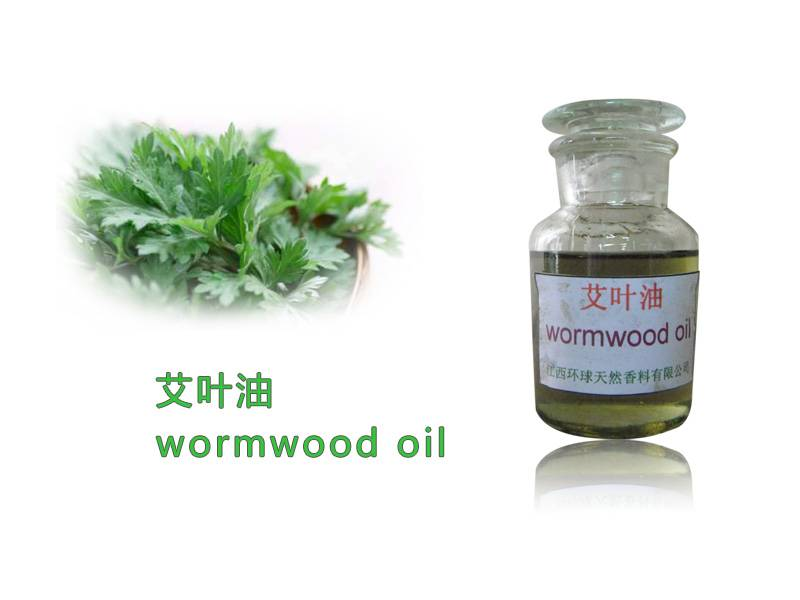 Natural wormwood Oil,wormwood essential oil,CAS No. 8008-93-3