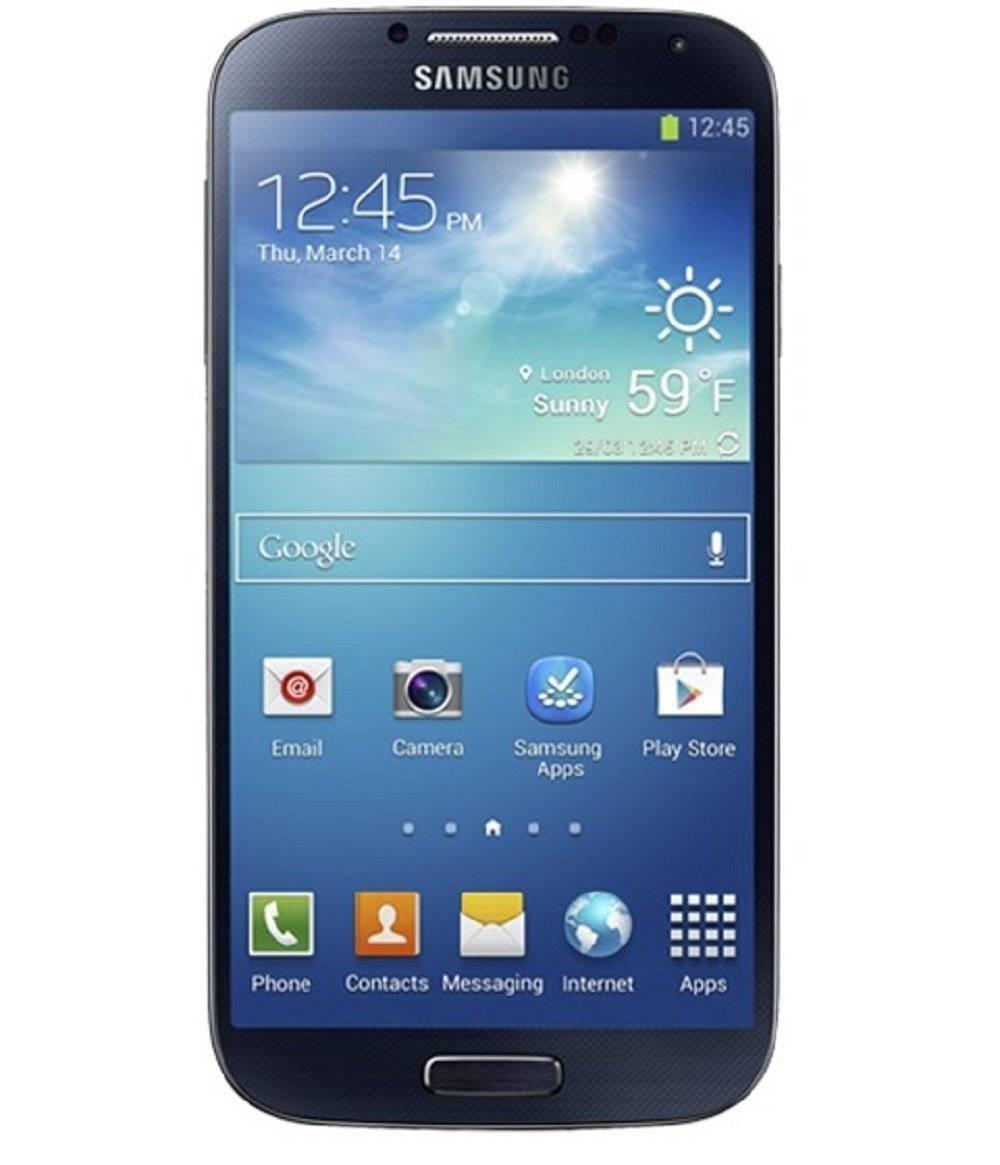 brand new S4 SGH-i337 16GB 4G LTE GSM Unlocked Smartphone (Black)