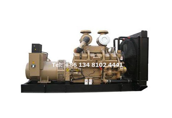200 KW Cummins diesel generator