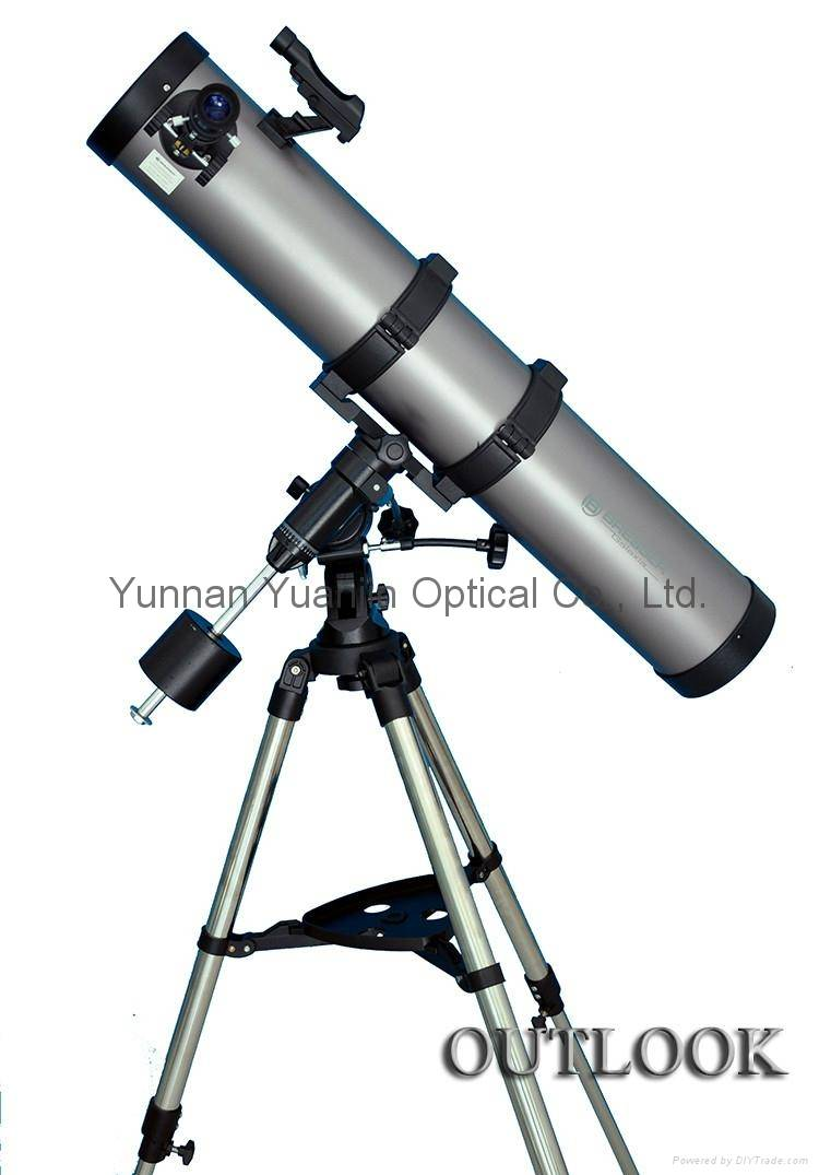 Superior performance big telescopes 114x900EQ astronomical binoculars