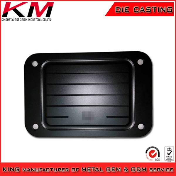Aluminium casted OEM popular household kitchen thawing board