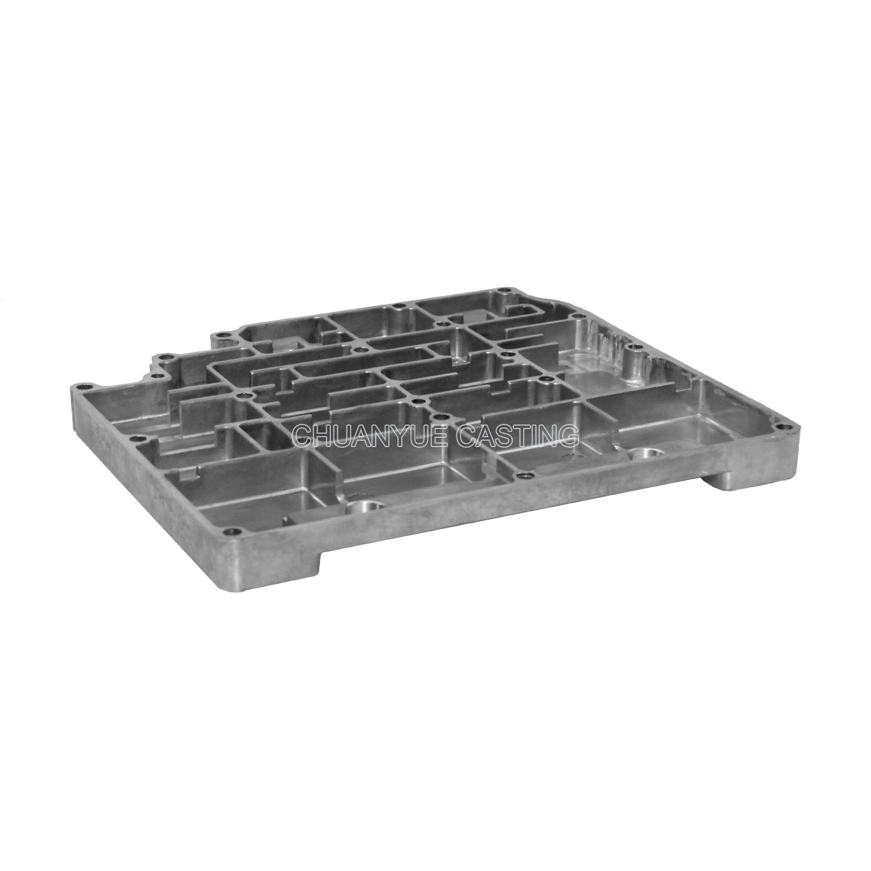 Aluminum Die Casting parts for Garden device parts