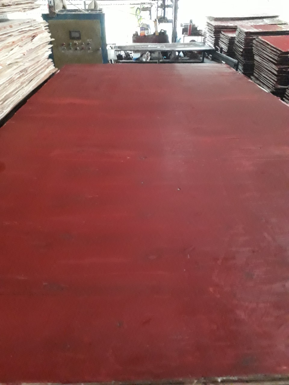 Packing CP grade plywood for Korea market with cheap price