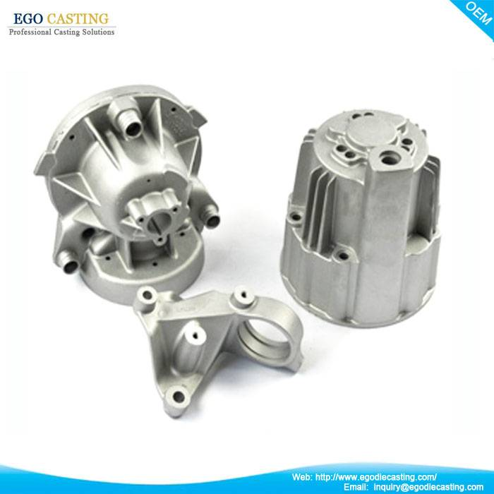 Lighting die casting