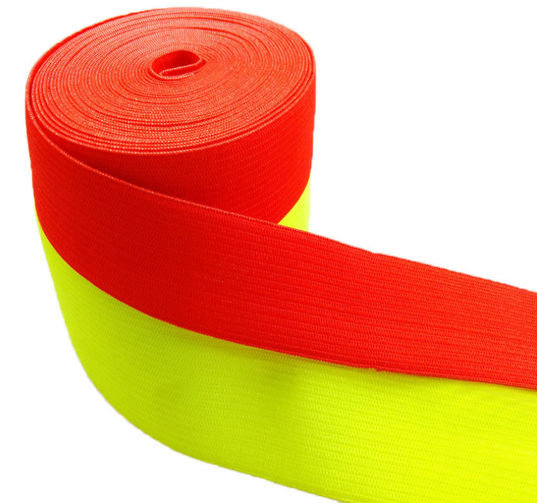 Soft touch nylon elastic band for underwear