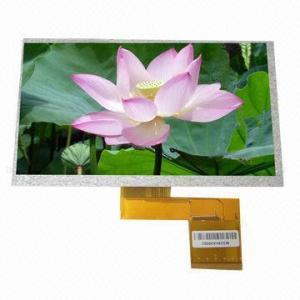10.1 inch 1024x600 TFT LCD display module