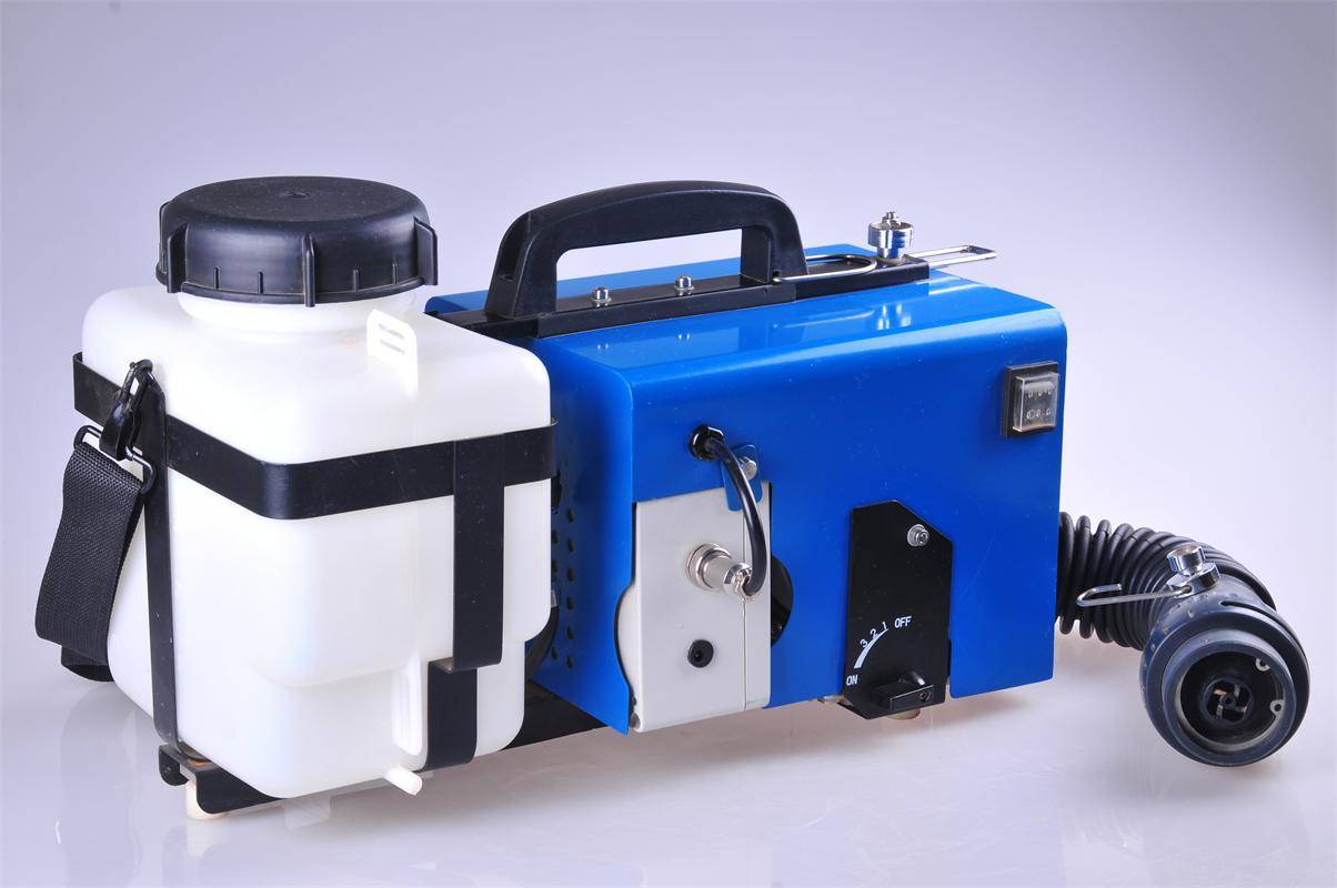 gardent tool for pest control ULV sprayer with rechargeble battery electric insect insect cold fogge