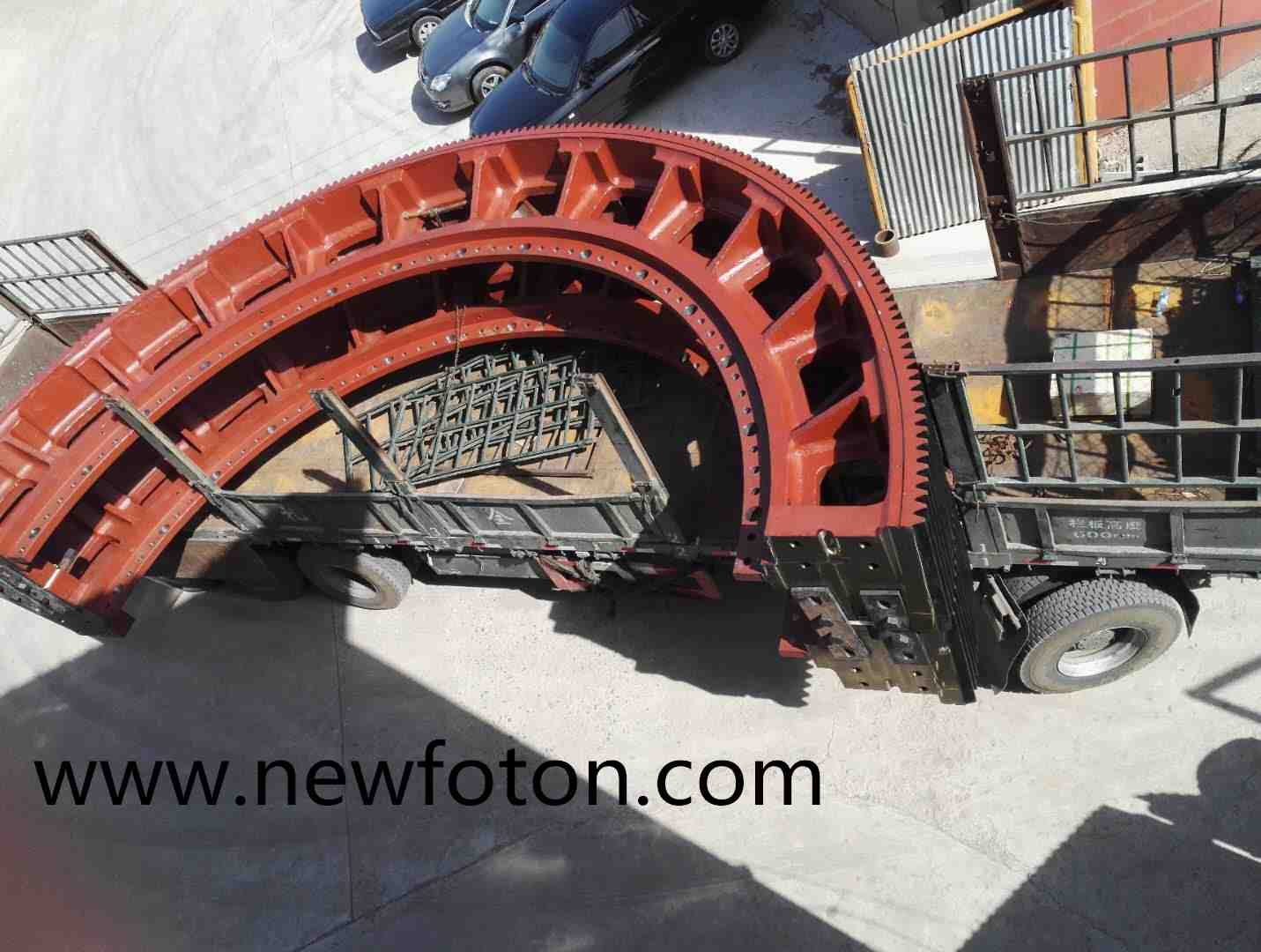parts of mining machinery