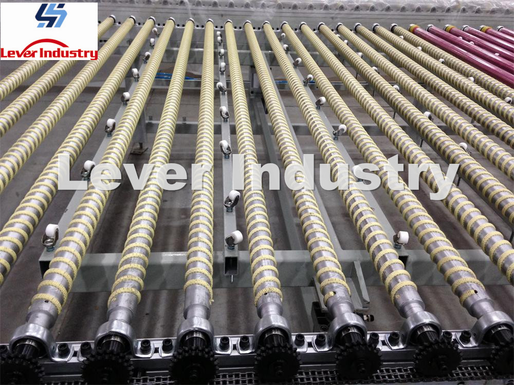 Caster/ Universal wheels for glass loading table