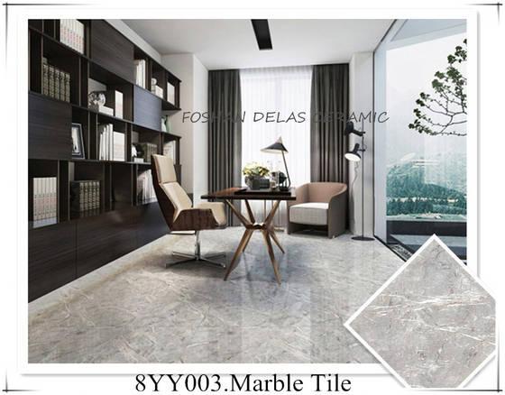 8YY003 Foshan Light Grey Floor Marble Tile 800x800 600x900