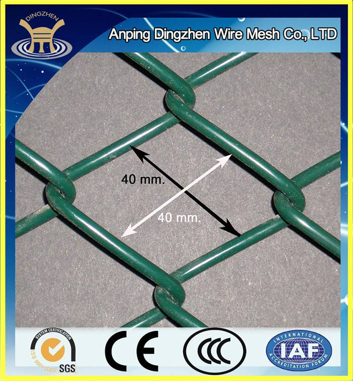 Used Chain Link Fence Popular In