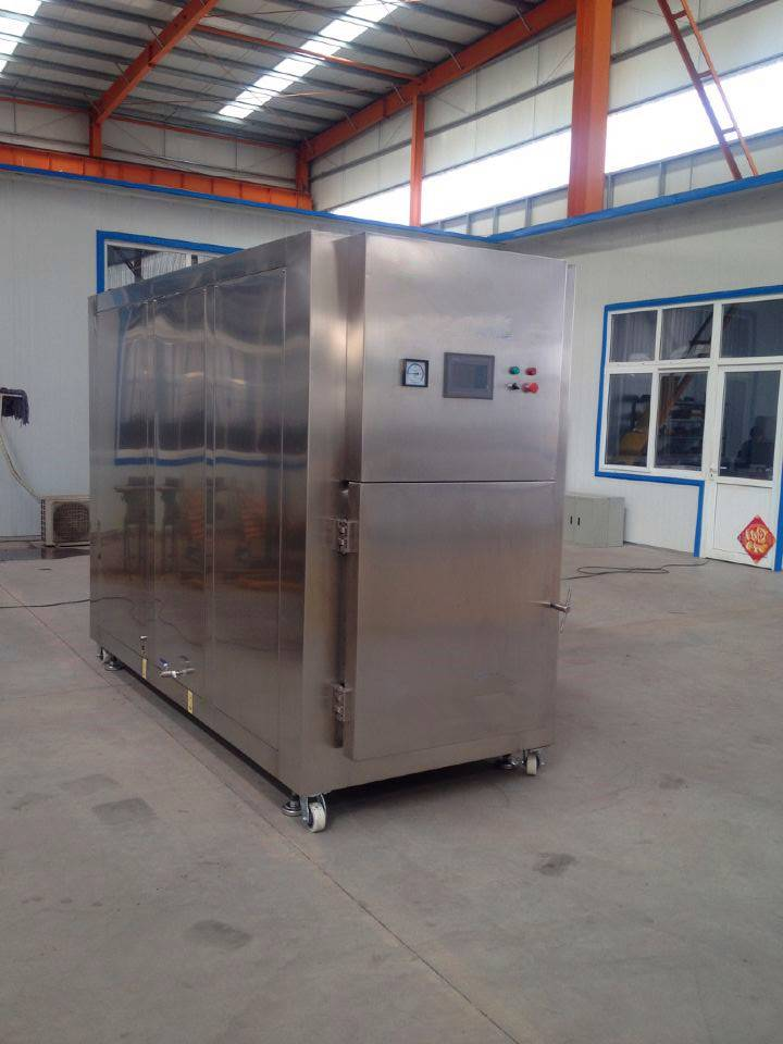 Food Vacuum Cooling Machine