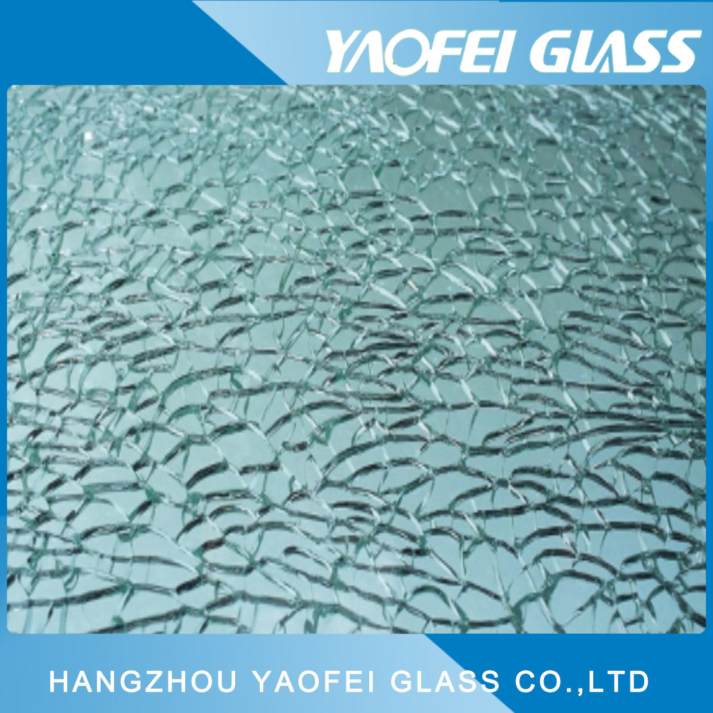 3-19 mm Tempered/Toughened Building Glass