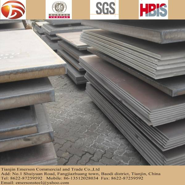mild steel plate, mild steel plate grade a and mild steel plate size large on stock for construction