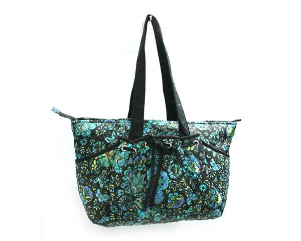 quilted shopping tote/bag