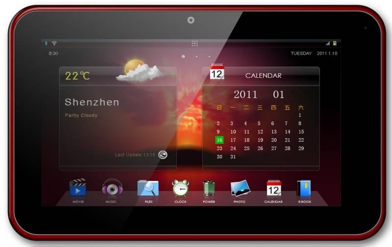 uPAD V7E3 Tablet PC