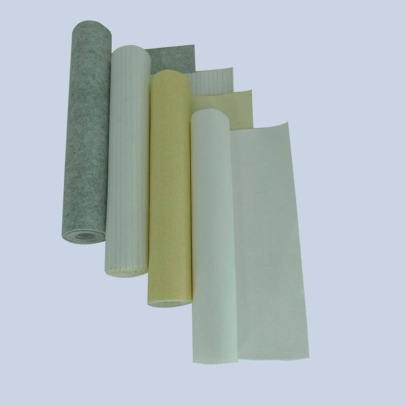 Needle Punched Nonwoven Felt Fabric Carpet Backing Fabric