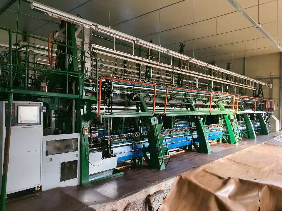 SHUTTLE EMBROIDERY MACHINES