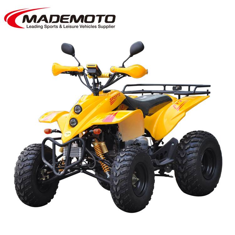 4 Wheel Drive 4 Stroke Gas Powered ATVs (AT2504)