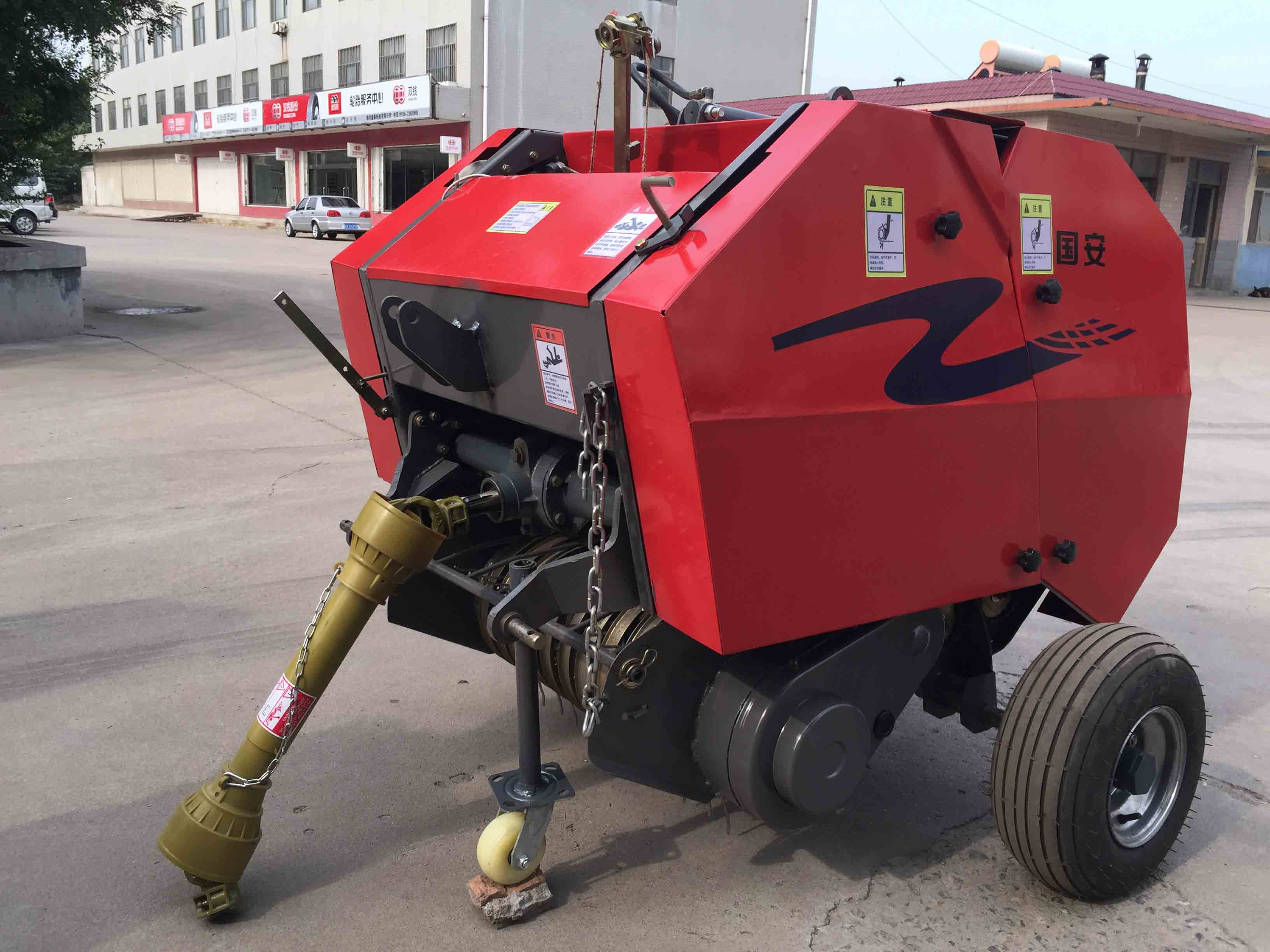 Hydraulic small round balers for sale