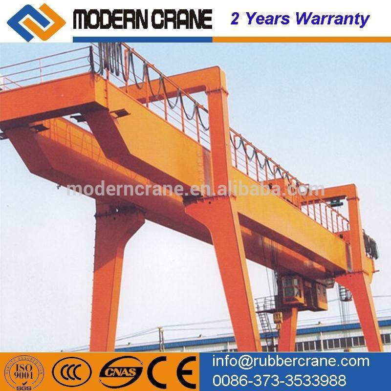 Portal gantry crane & single girder gantry crane & double girder gantry crane price