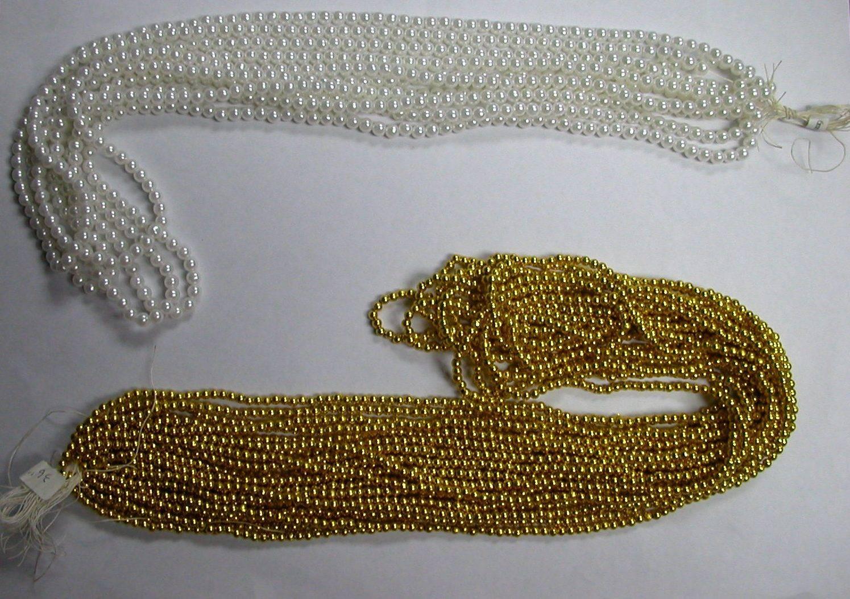 Plastic Beads string