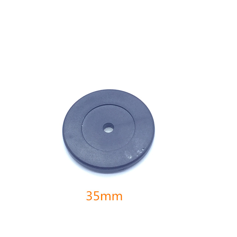 ISO18000-6C 840Mhz-960Mhz M4e(L27INLAY) ultra High frequency token tag