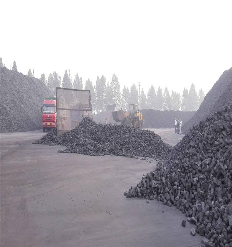 metallurgical coke