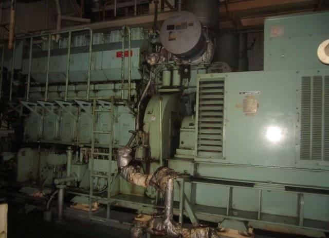 Yanmar N260 Generator