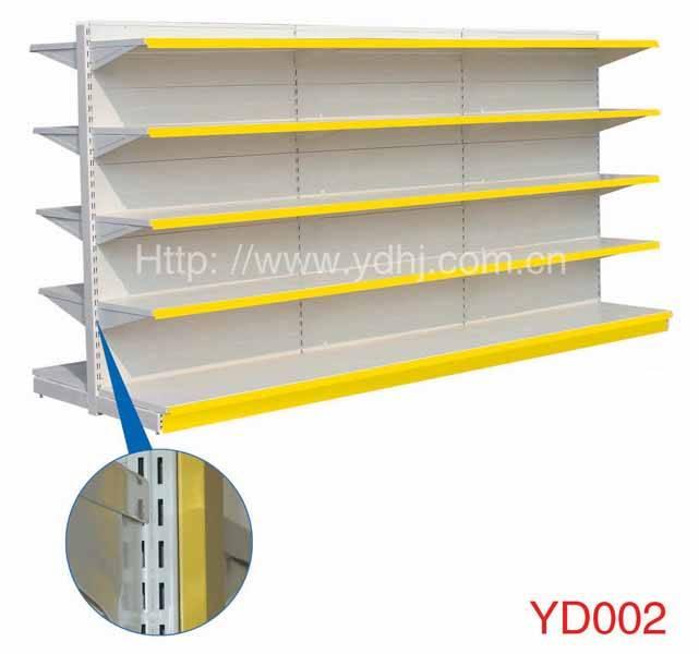 supermarket shelf gondola shelving(YD-002)