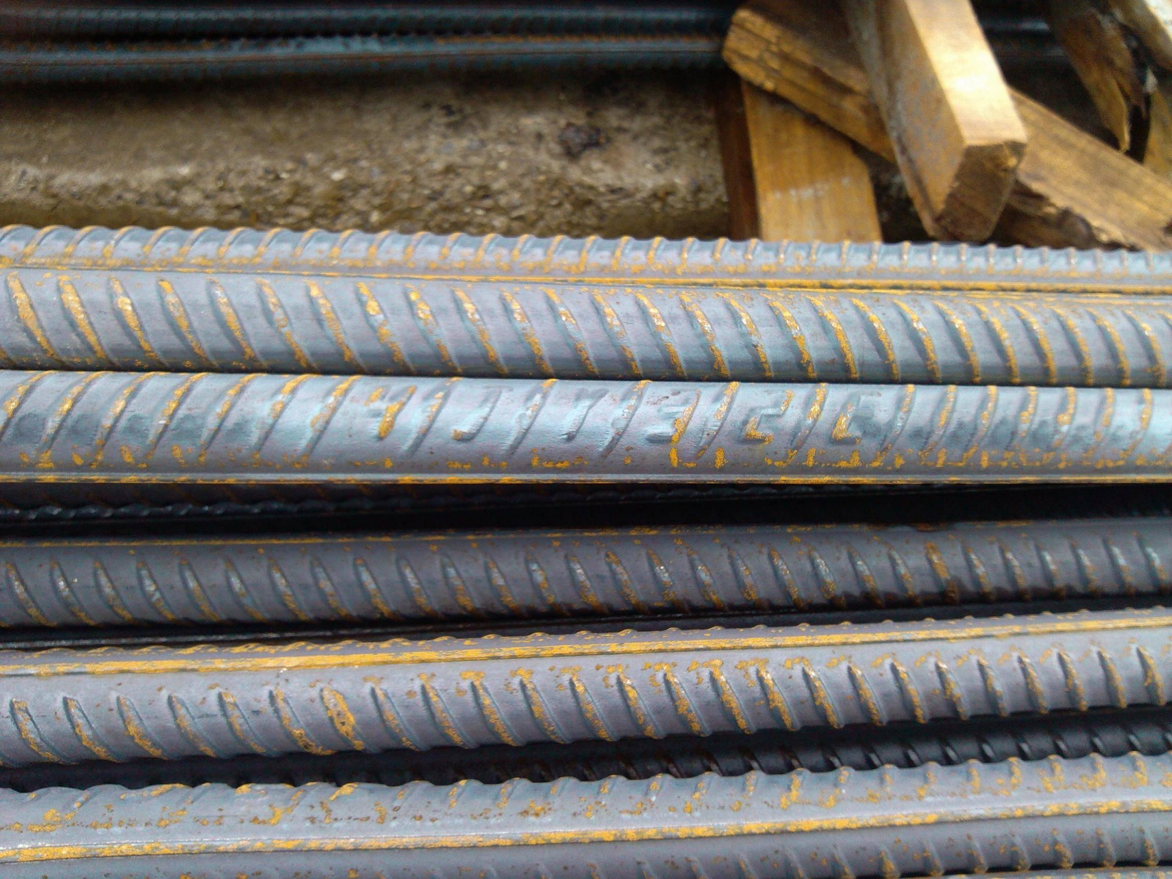 steel deformed bar