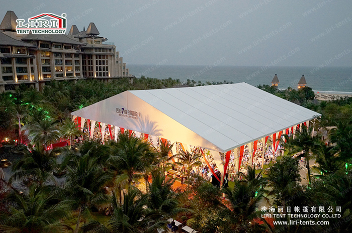 40X60m Big Aluminum Frame Party Tent for Outdoor Weddings and Parties