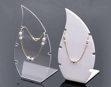 Acrylic jewellery display