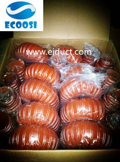 Silicone Coated Fiber Hot Air Duct Hose