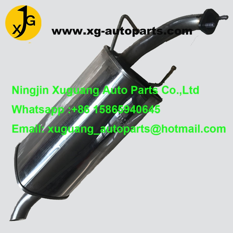 chevrolet aveo rear exhaust muffler car muffler silencer