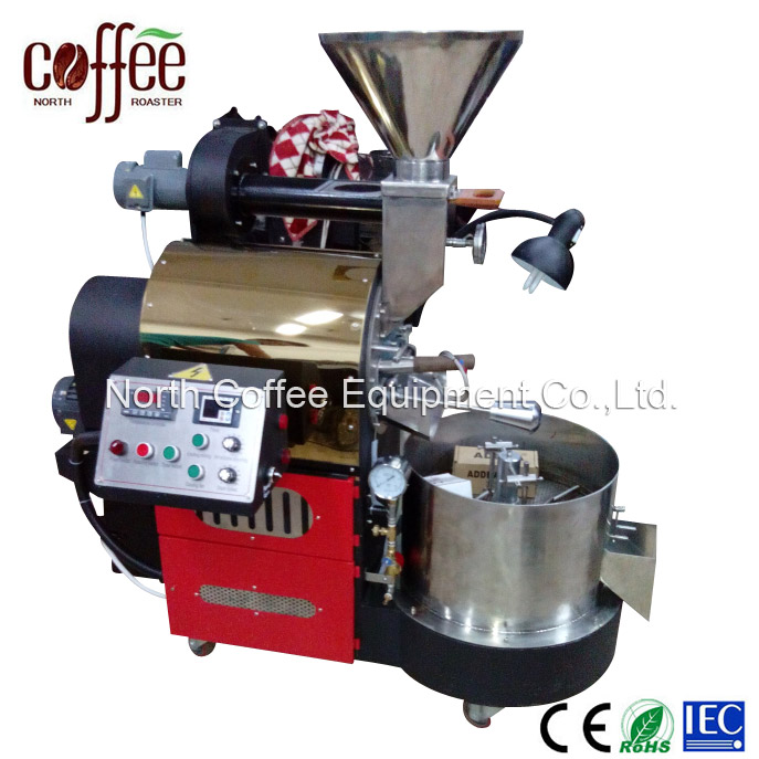 3kg Coffee Bean Roaster/3kg Coffee Roasting Machine