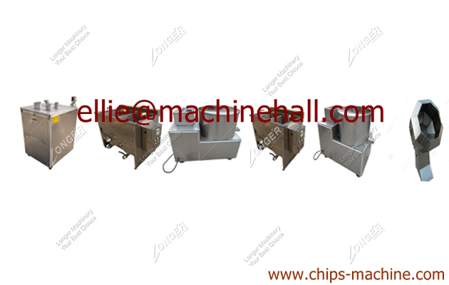 Potato Chips Production Line|Potato Chips Making Machine