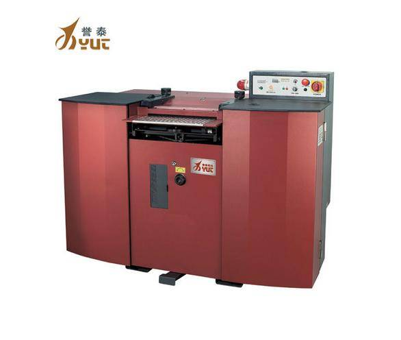 DS-818-420 High Precision Band Knife Cutting Machine