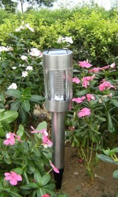 Solar LED Garden Light On PIN