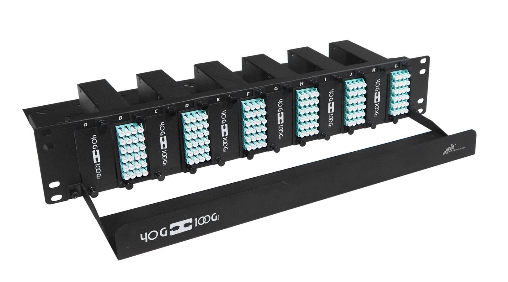 Ultra high Density MTP/MPO System