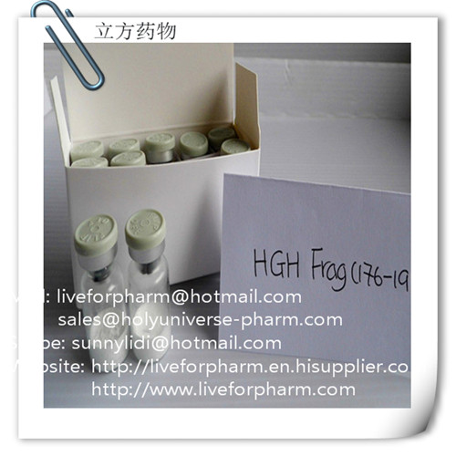 HGH Frag 176-191 2mg/vial CAS 121062-08-6 Grey Top