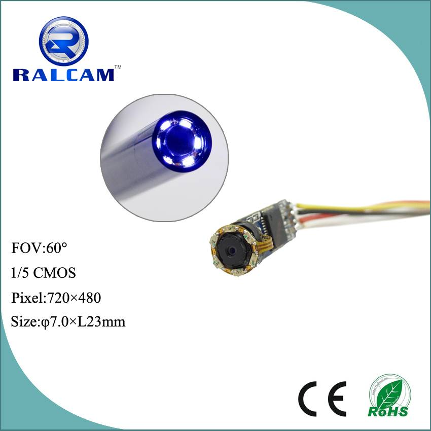 420000 Pixels DOF 3~8cm CCTV Camera Module