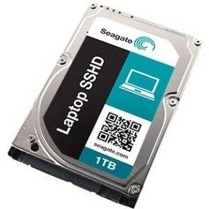 Seagate Laptop SSHD 1TB SATA 6Gb/S NCQ Solid State Hybrid Hard Drive Disk Internal HDD