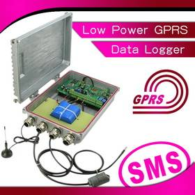 Low Power GPRS Data Logger