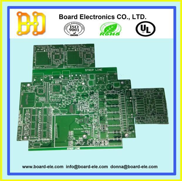 2 layers pcb printed circuit boards