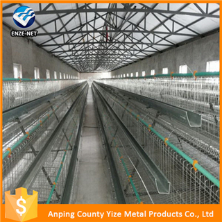 high quality cheap poultry farm best sale chicken layer cages in tanzania