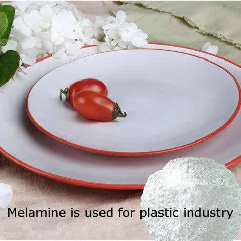 High quality melamine 108-78-1 99.8%
