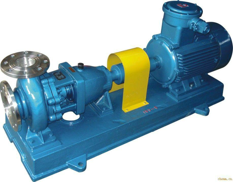 IH Chemical Pump