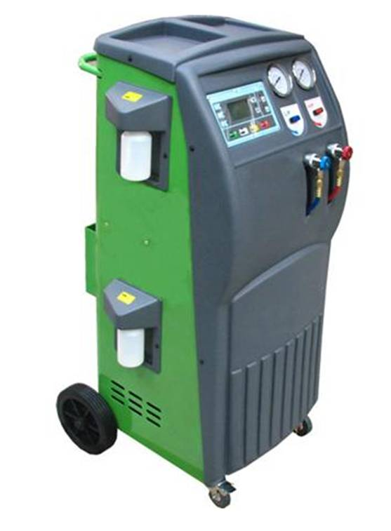 Auto a/C Recovery & Recharge Machine Mst-680